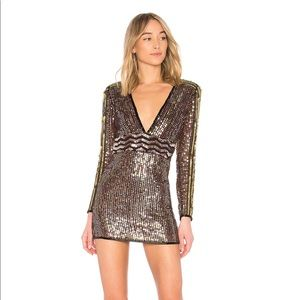 Revolve NBD Sequin Dress XS Brand New With Tags